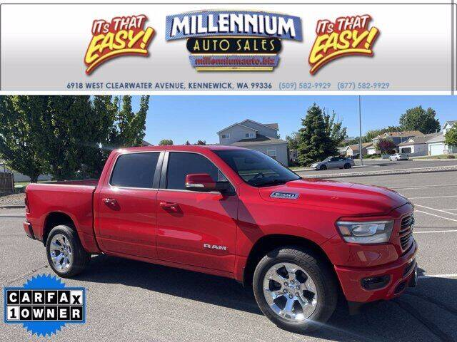 2019 RAM Ram Pickup 1500 for sale at Millennium Auto Sales in Kennewick WA