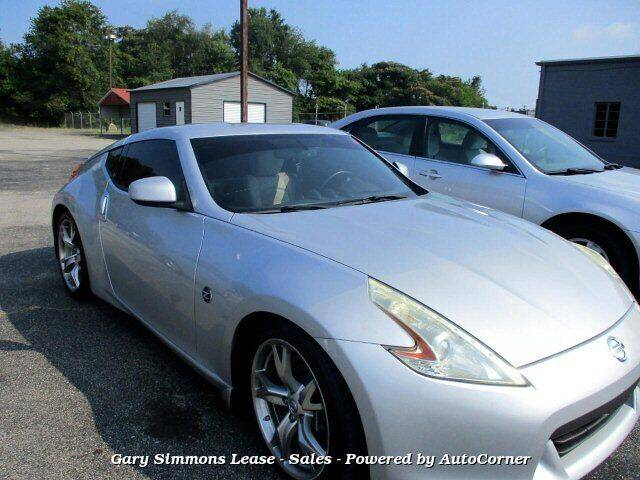 2009 Nissan 370Z for sale at Gary Simmons Lease - Sales in Mckenzie TN