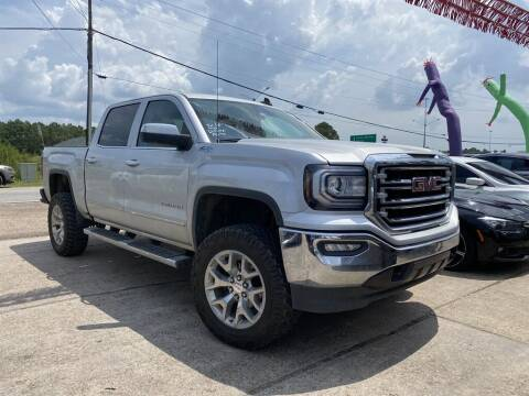 2017 GMC Sierra 1500 for sale at Direct Auto in D'Iberville MS
