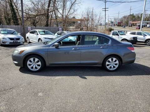 2010 Honda Accord for sale at CANDOR INC in Toms River NJ