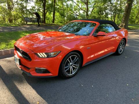 2015 Ford Mustang for sale at Crazy Cars Auto Sale in Jersey City NJ