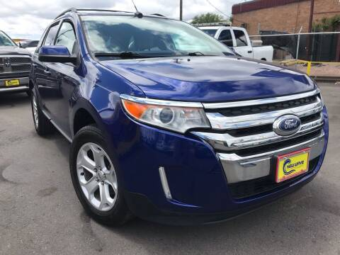 2013 Ford Edge for sale at New Wave Auto Brokers & Sales in Denver CO