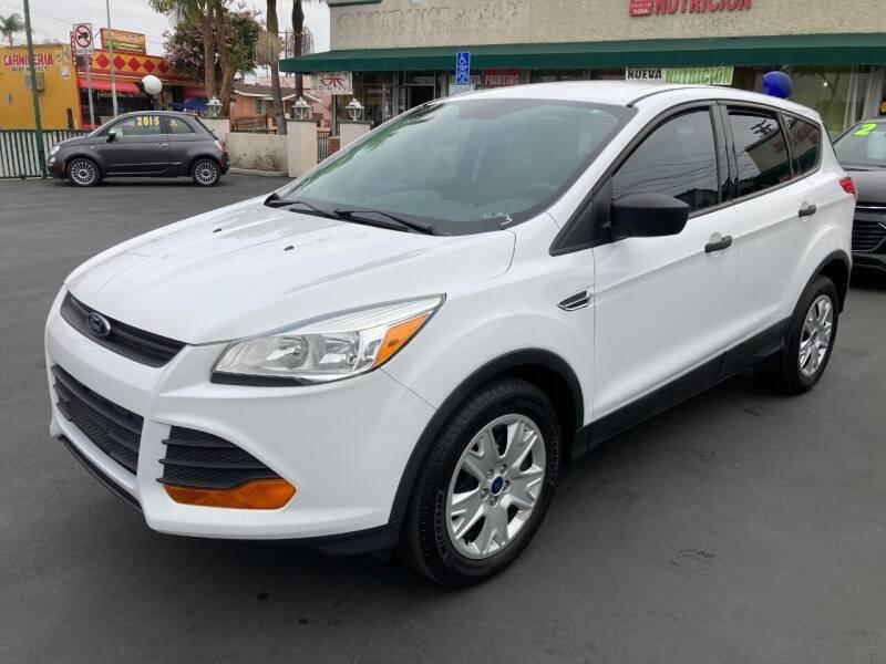 2016 Ford Escape for sale at La Mesa Auto Sales in Huntington Park CA