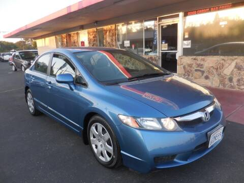 2009 Honda Civic for sale at Auto 4 Less in Fremont CA