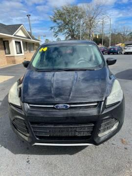 2014 Ford Escape for sale at Bel Air Motors in Mobile AL