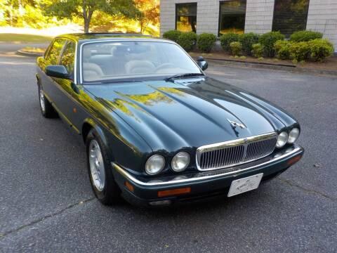 1995 Jaguar XJ-Series for sale at Salton Motor Cars in Alpharetta GA