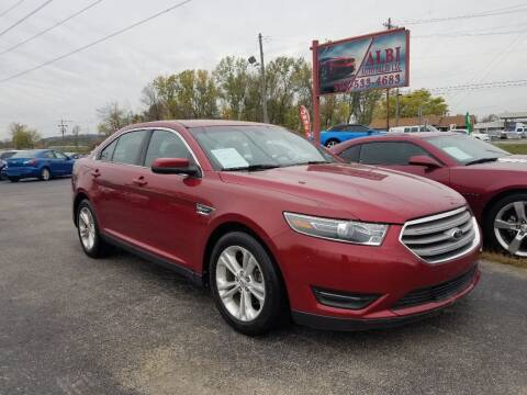 2015 Ford Taurus for sale at Albi Auto Sales LLC in Louisville KY