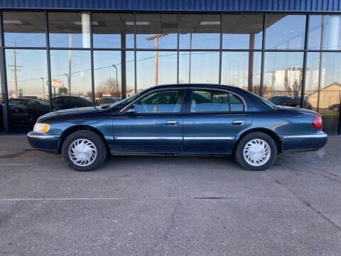 1998 Lincoln Continental for sale at South Commercial Auto Sales in Salem OR