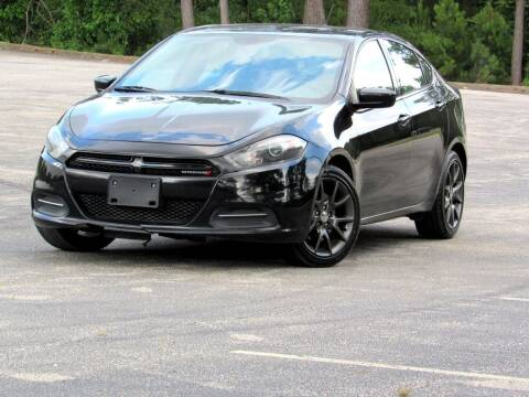 2015 Dodge Dart for sale at Amana Auto Care Center in Raleigh NC