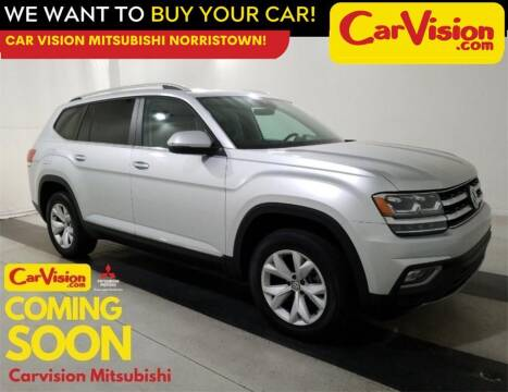 2018 Volkswagen Atlas for sale at Car Vision Mitsubishi Norristown in Norristown PA