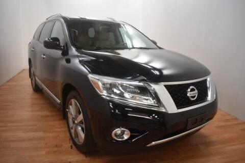 2014 Nissan Pathfinder for sale at Paris Motors Inc in Grand Rapids MI