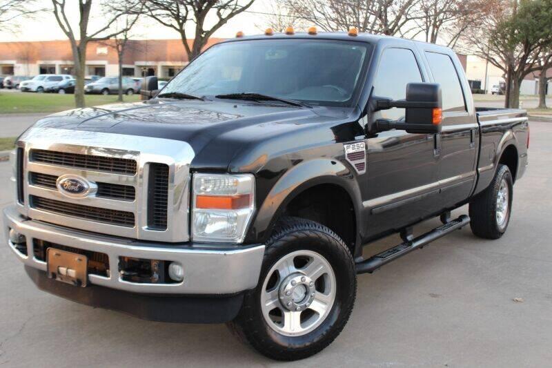 2009 Ford F-250 Super Duty for sale at DFW Universal Auto in Dallas TX