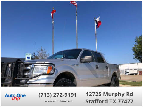 2014 Ford F-150 for sale at Auto One USA in Stafford TX