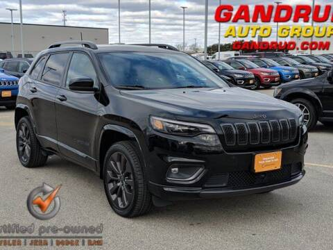 2020 Jeep Cherokee for sale at Gandrud Dodge in Green Bay WI