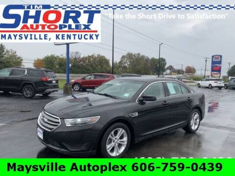2015 Ford Taurus for sale at Tim Short Chrysler in Morehead KY
