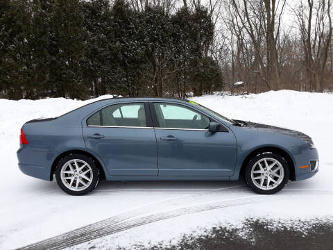 2012 Ford Fusion for sale at Feduke Auto Outlet in Vestal NY