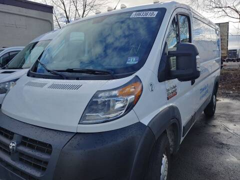 2016 RAM ProMaster Cargo for sale at Auto Direct Inc in Saddle Brook NJ