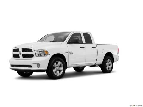 2016 RAM Ram Pickup 1500 for sale at Mann Chrysler Dodge Jeep of Richmond in Richmond KY