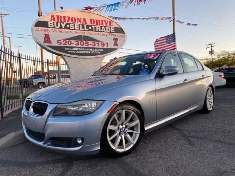 2009 BMW 3 Series for sale at Arizona Drive LLC in Tucson AZ