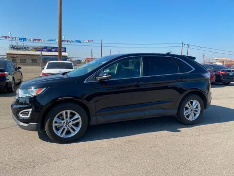 2017 Ford Edge for sale at First Choice Auto Sales in Bakersfield CA