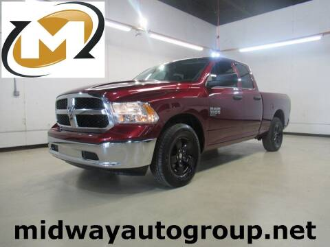 2020 RAM Ram Pickup 1500 Classic for sale at Midway Auto Group in Addison TX