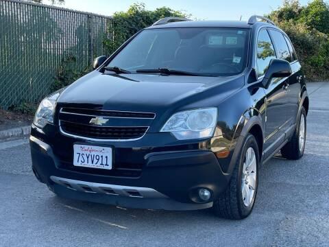 2012 Chevrolet Captiva Sport for sale at ZaZa Motors in San Leandro CA