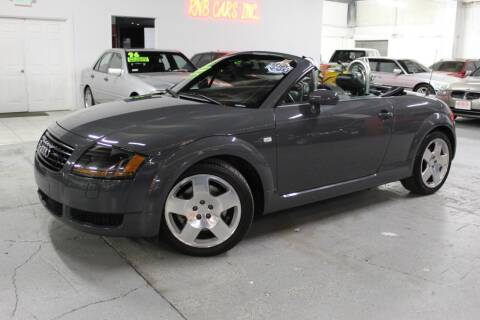 2001 Audi TT for sale at R n B Cars Inc. in Denver CO