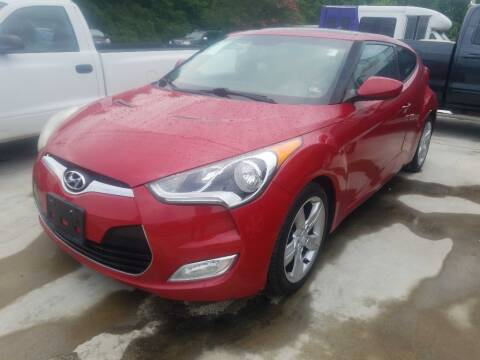 2014 Hyundai Veloster for sale at Complete Auto Credit in Moyock NC
