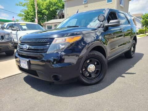 2014 Ford Explorer for sale at Express Auto Mall in Totowa NJ
