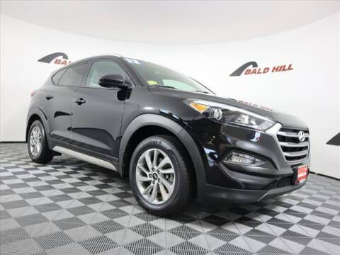 2017 Hyundai Tucson for sale at Bald Hill Kia in Warwick RI