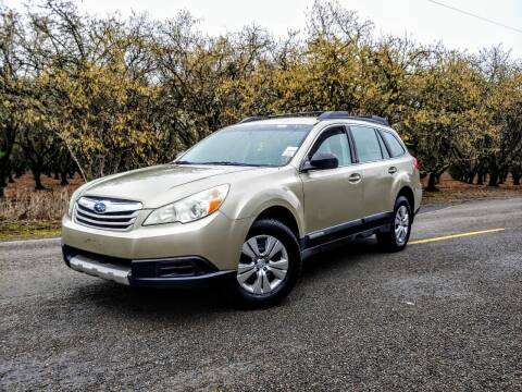 2010 Subaru Outback for sale at M AND S CAR SALES LLC in Independence OR