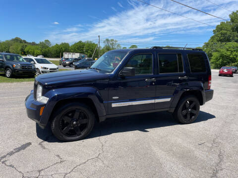 2012 Jeep Liberty for sale at Adairsville Auto Mart in Plainville GA