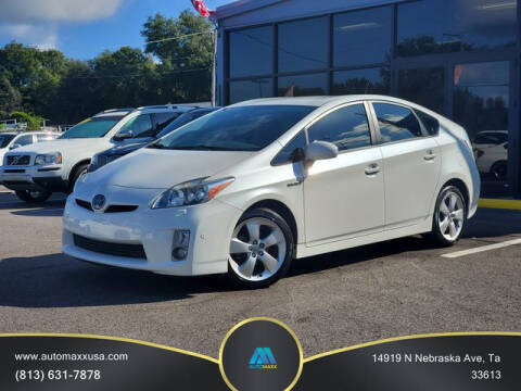 2010 Toyota Prius for sale at Automaxx in Tampa FL