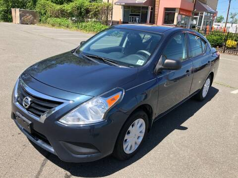 2015 Nissan Versa for sale at MAGIC AUTO SALES in Little Ferry NJ