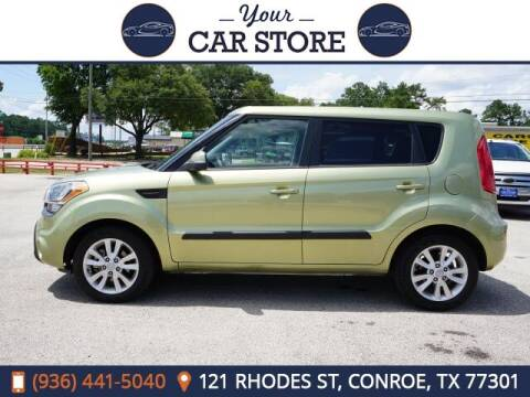 2013 Kia Soul for sale at Your Car Store in Conroe TX