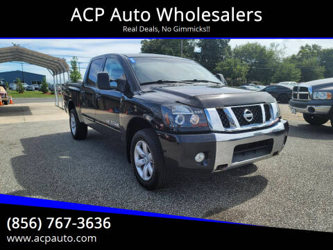 2010 Nissan Titan for sale at ACP Auto Wholesalers in Berlin NJ