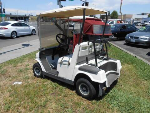 Yamaha golf cart for sale at Sutherlands Auto Center in Rohnert Park CA