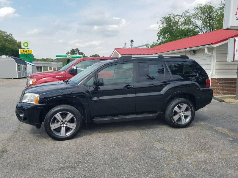 2011 Mitsubishi Endeavor for sale at Rocky Mount Motors in Battleboro NC
