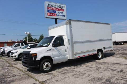 2017 Ford E-Series Chassis for sale at BROADWAY FORD TRUCK SALES in Saint Louis MO