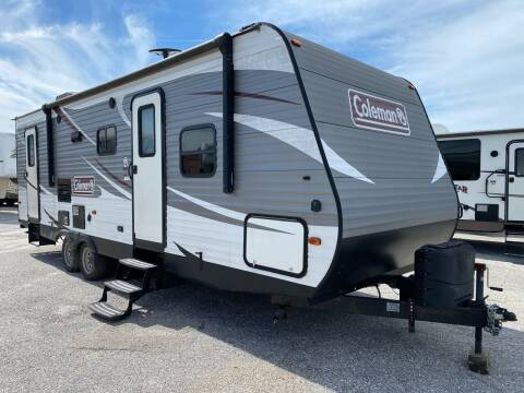 2018 Coleman Lantern 263BH for sale at Bates RV in Venice FL
