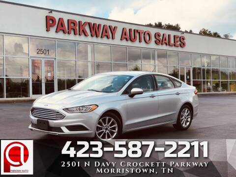 2017 Ford Fusion for sale at Parkway Auto Sales, Inc. in Morristown TN