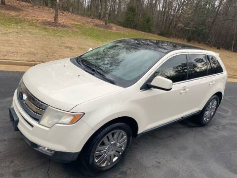 2008 Ford Edge for sale at Top Notch Luxury Motors in Decatur GA