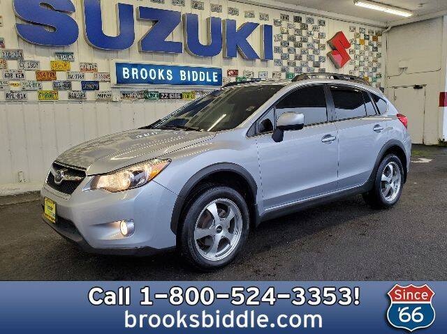2014 Subaru XV Crosstrek for sale at BROOKS BIDDLE AUTOMOTIVE in Bothell WA