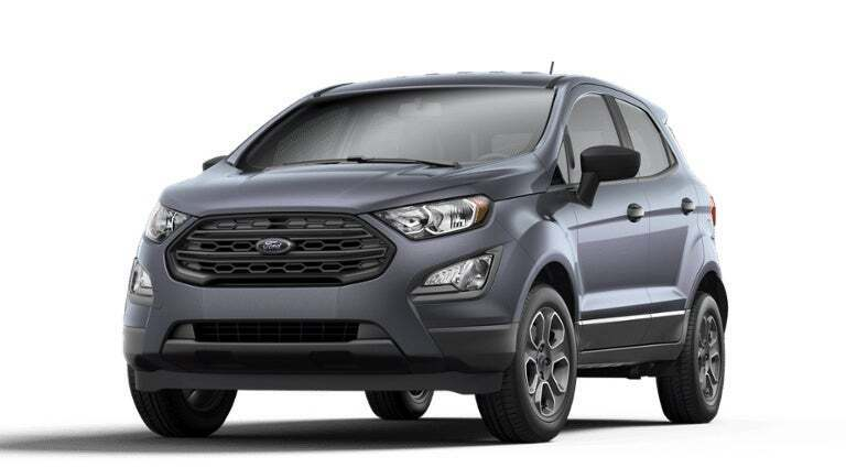 2021 Ford EcoSport for sale in Sallisaw, OK