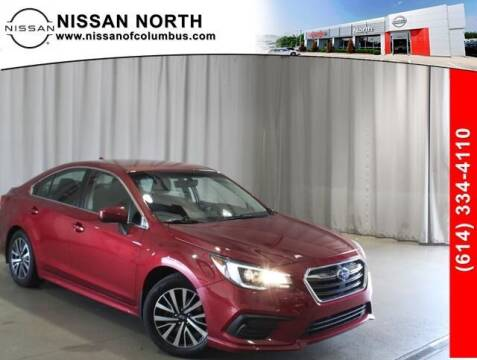 2018 Subaru Legacy for sale at Auto Center of Columbus in Columbus OH