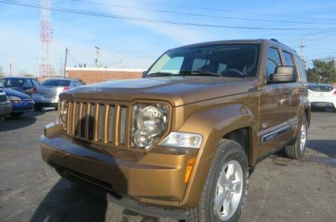 2011 Jeep Liberty for sale at Eddie Auto Brokers in Willowick OH