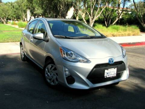 2015 Toyota Prius c for sale at Used Cars Los Angeles in Los Angeles CA