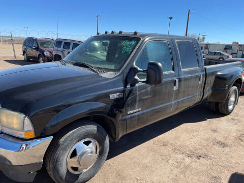 2002 Ford F-350 Super Duty for sale at PYRAMID MOTORS - Fountain Lot in Fountain CO