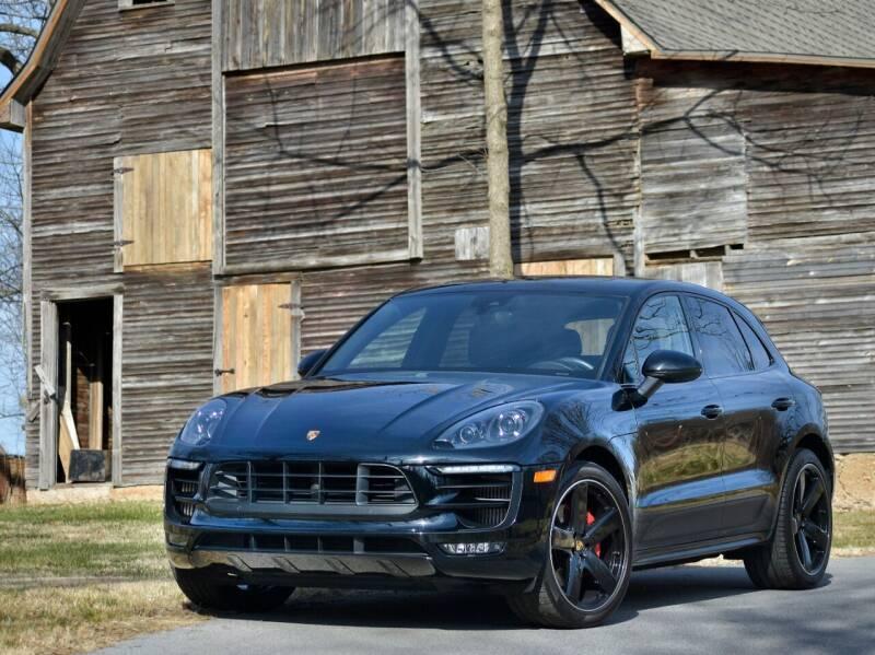 2018 Porsche Macan for sale at Ehrlich Motorwerks in Siloam Springs AR