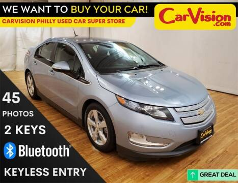 2014 Chevrolet Volt for sale at Car Vision Mitsubishi Norristown - Car Vision Philly Used Car SuperStore in Philadelphia PA